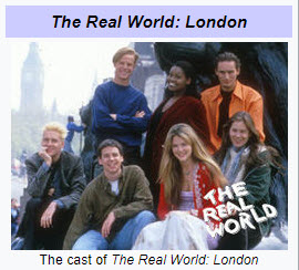 cast of The Real World London