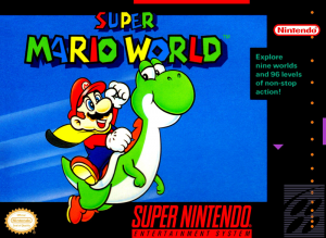 Super Mario World for SNES