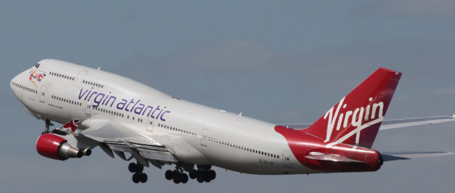 Virgin Atlantic Boeing 777