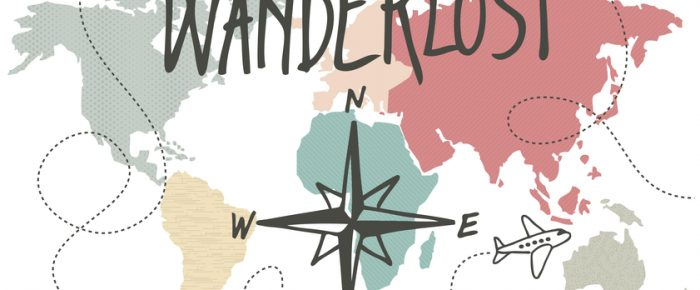 Wanderlust: An American in London Chapter II