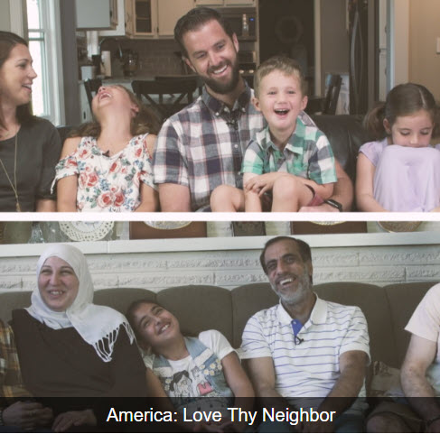 Love Thy Neighbor by Daniel Klein and Mirra Fine