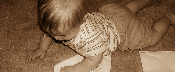 Munching on Paper