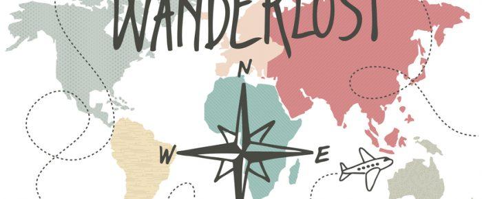 Wanderlust: An American in London Chapter II