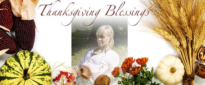 Thanksgiving Blessings – Music Part II