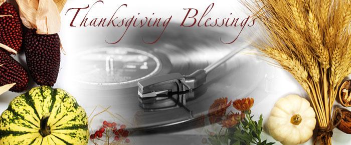Thanksgiving Blessings – Music Part I
