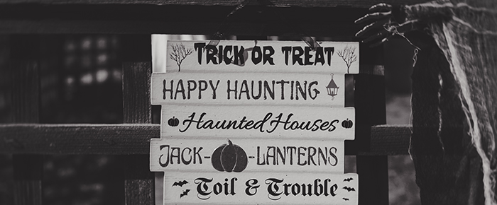 A Different Sort of Halloween Spirit